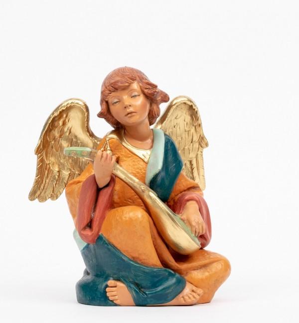Angel with mandolin (957) 21 cm.