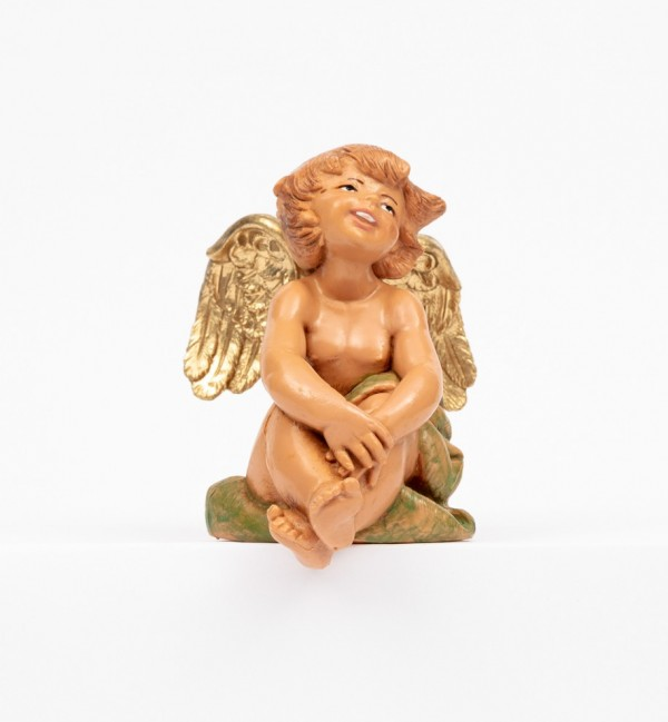 Sitting angel (976) 12 cm.