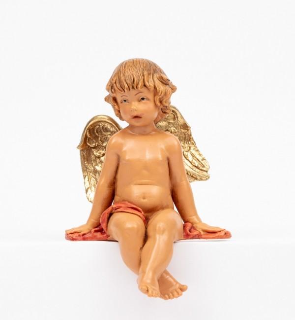 Sitting angel (978) 12 cm.