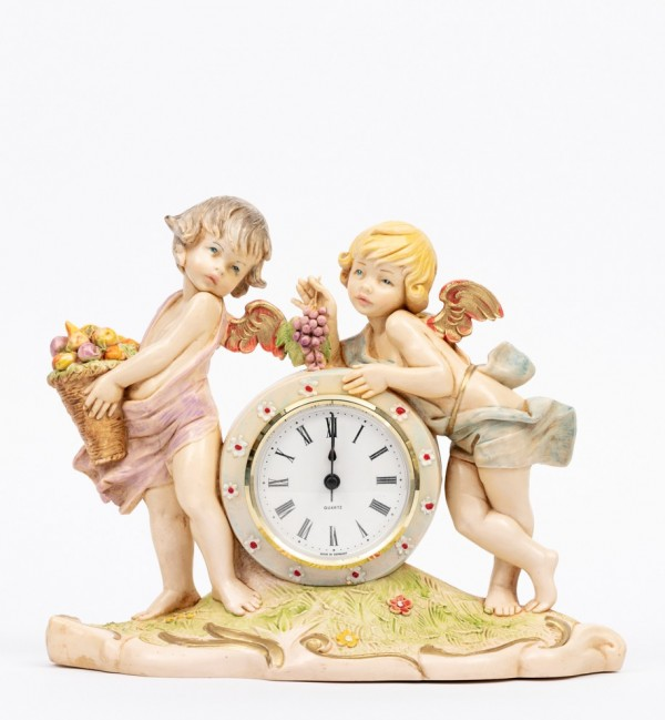 Clock (1005) porcelain type 19X23 cm.