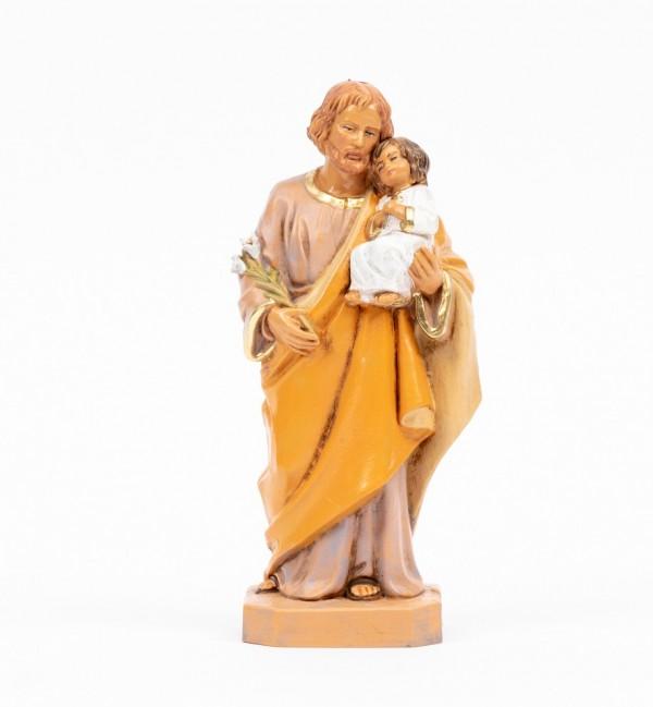 Saint Joseph with Child (1105) 18 cm.