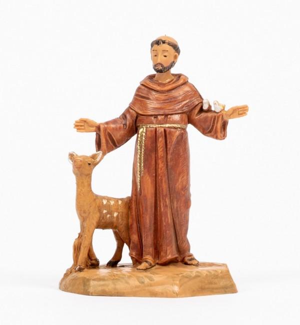 Saint Francis (1214) 7 cm.