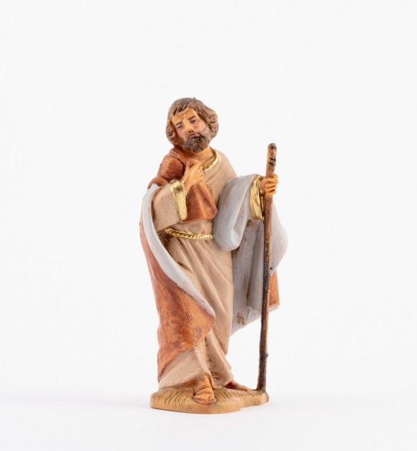 Saint Joseph for creche 9,5 cm.