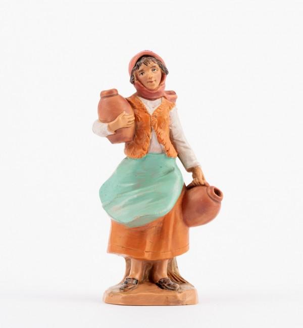 Shepherdess (919) for creche 9,5 cm.