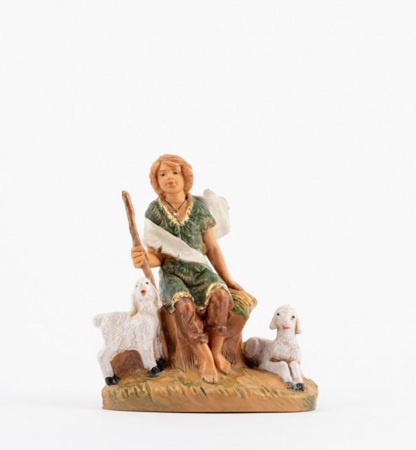 Shepherd (849) for creche 9,5 cm.