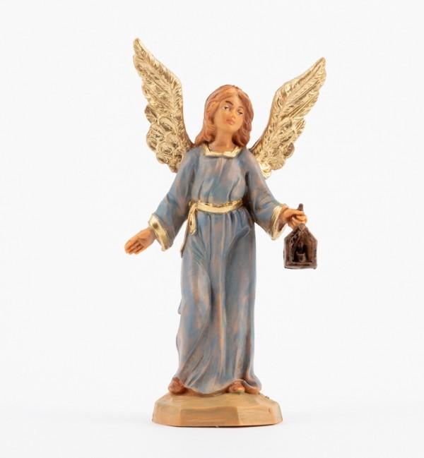 Standing angel for creche 9,5 cm.