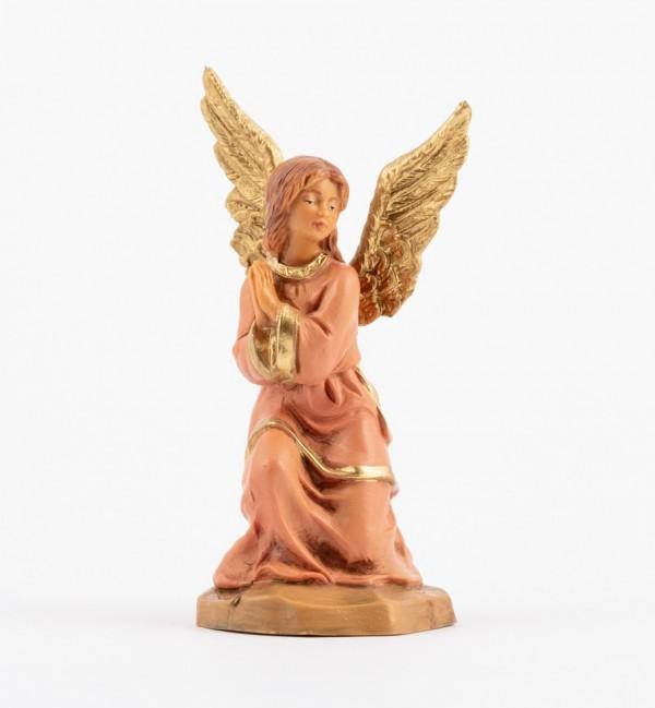 Kneeling angel for creche 9,5 cm.