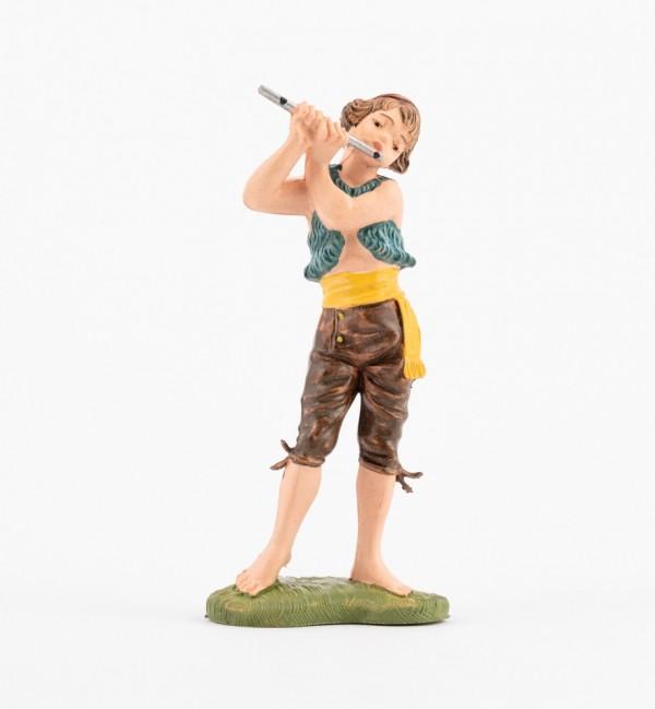 Shepherd (135) for creche traditional colours 10 cm.
