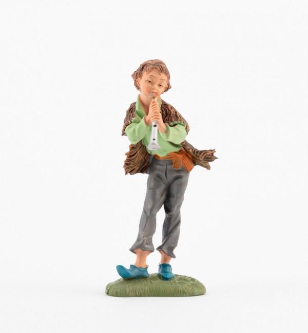 Shepherd (195) for creche traditional colours 10 cm.
