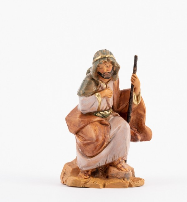 Saint Joseph Arabian style for creche 12 cm