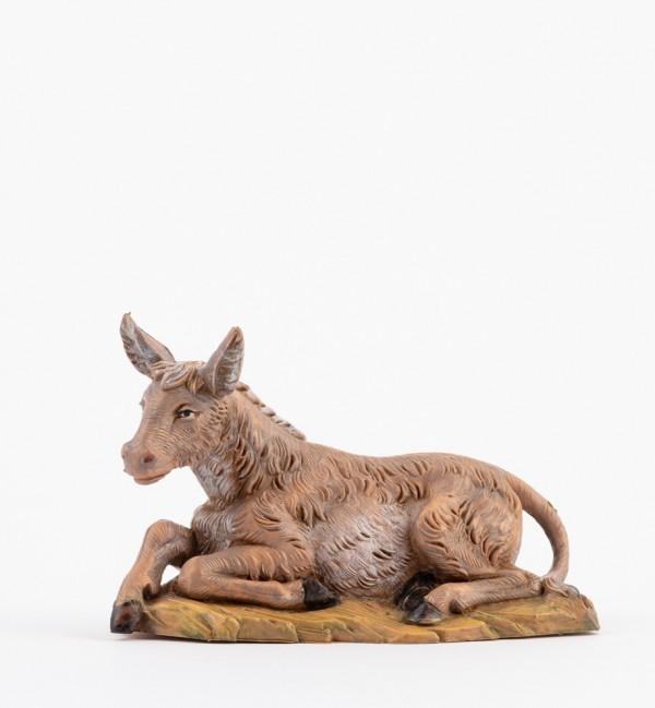 Donkey for creche 12 cm.