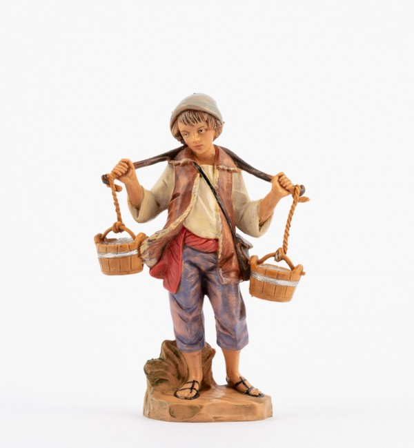 Shepherd (102) for creche 12 cm.