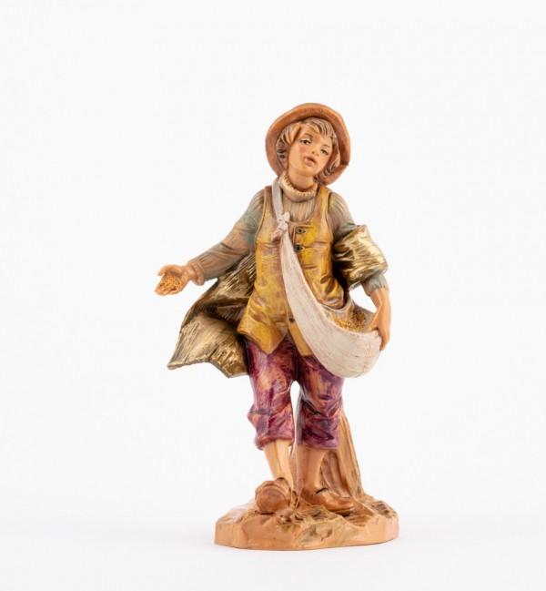 Shepherd (126) for creche 12 cm.