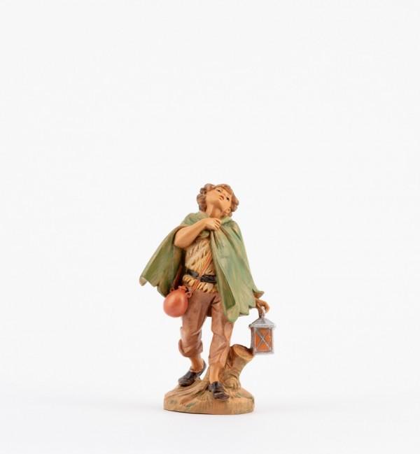 Shepherd (144) for creche 12 cm.