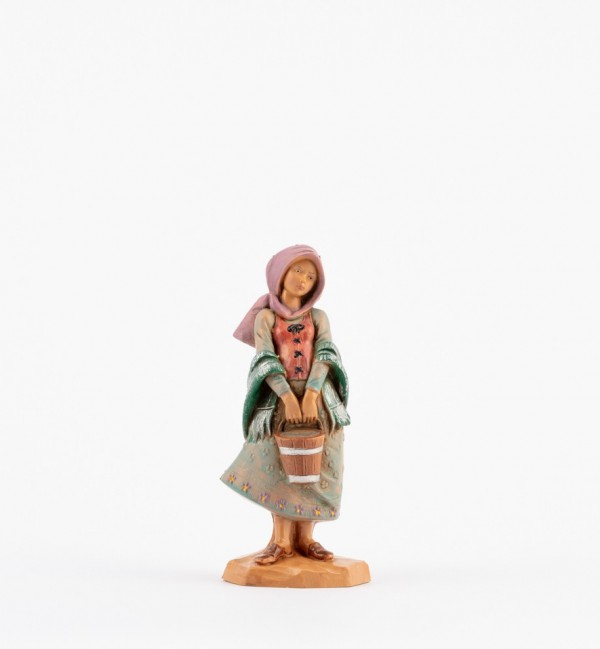 Shepherdess (149) for creche 12 cm.