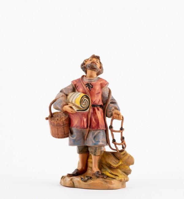 Shepherd (155) for creche 12 cm.