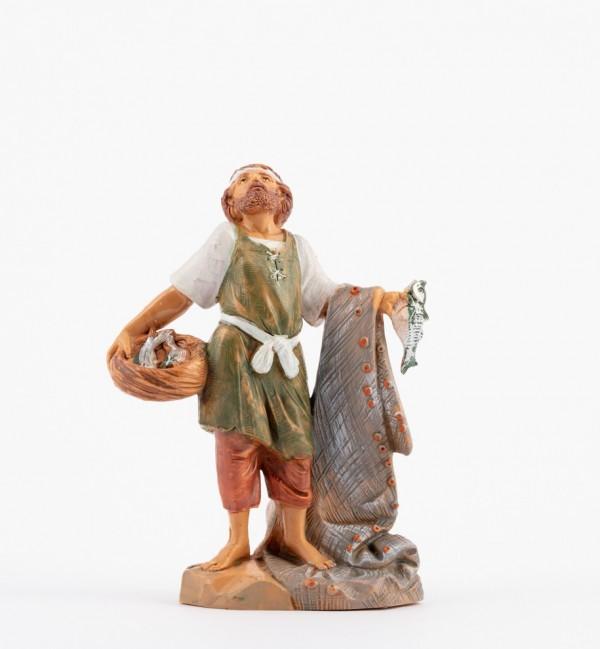 Shepherd (172) for creche 12 cm.