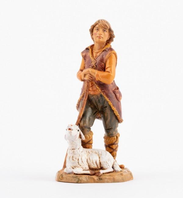 Shepherd (174) for creche 12 cm.
