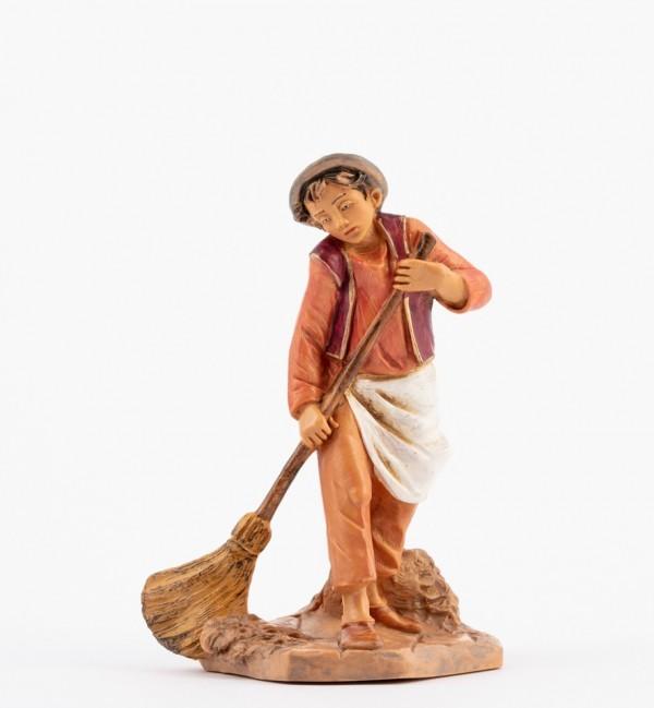 Shepherd (183) for creche 12 cm.
