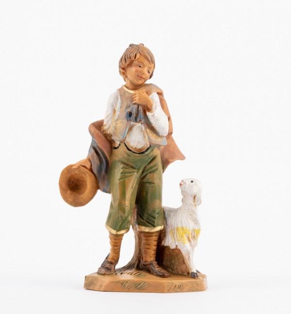 Shepherd (185) for creche 12 cm.