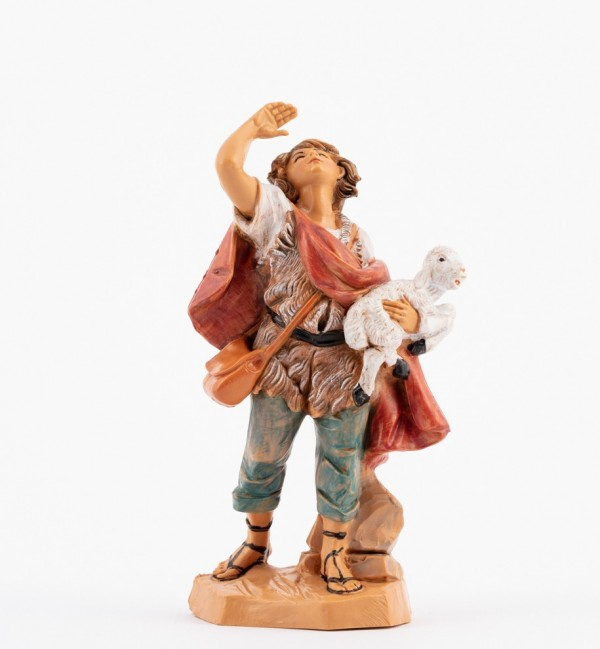 Shepherd (188) for creche 12 cm.
