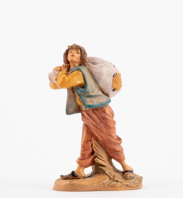 Shepherd (191) for creche 12 cm.