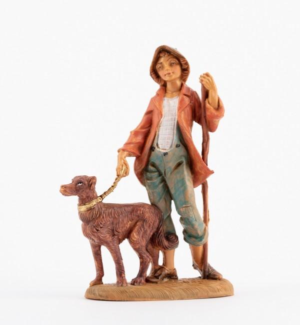 Shepherd (120V) for creche 12 cm.