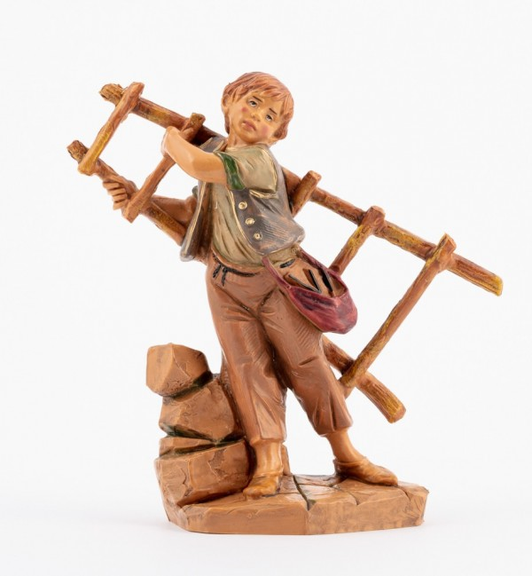 Shepherd (238) for creche 12 cm.