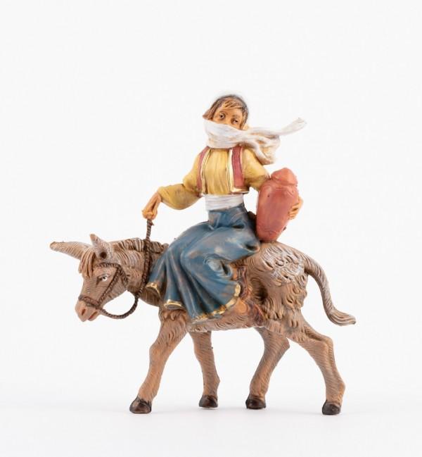 Shepherdess (240B) for creche 12 cm.
