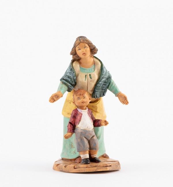 Shepherdess (279) for creche 12 cm.