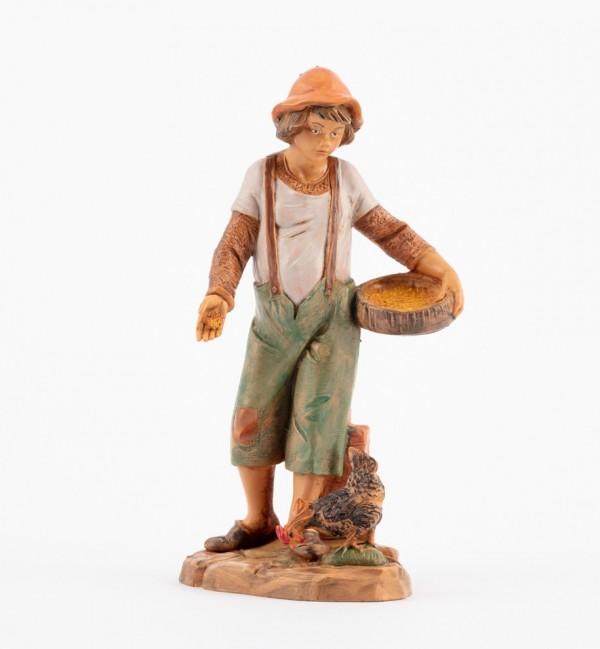 Shepherd (296) for creche 12 cm.