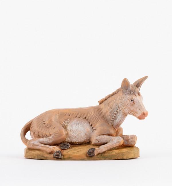 Donkey for creche 17 cm.