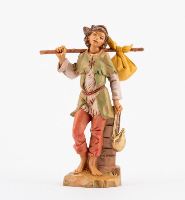 Shepherd (519) for creche 17 cm.