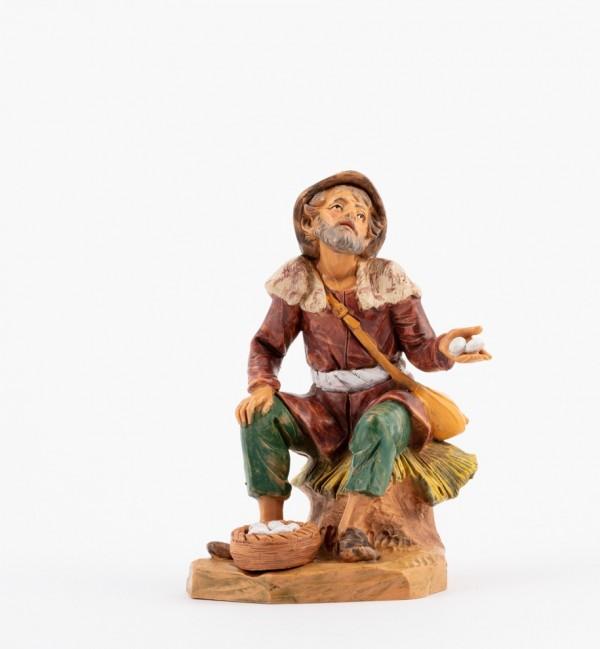 Shepherd (522) for creche 17 cm.