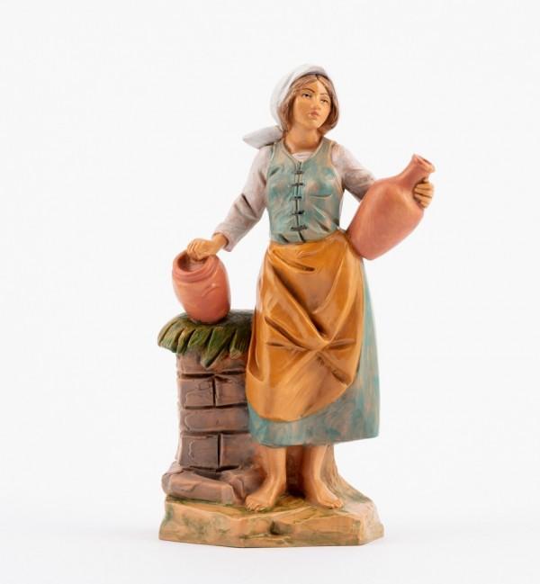 Shepherdess (524) for creche 17 cm.
