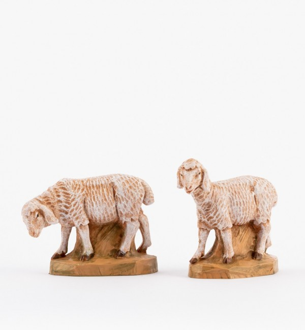 Sheep for creche 17 cm.
