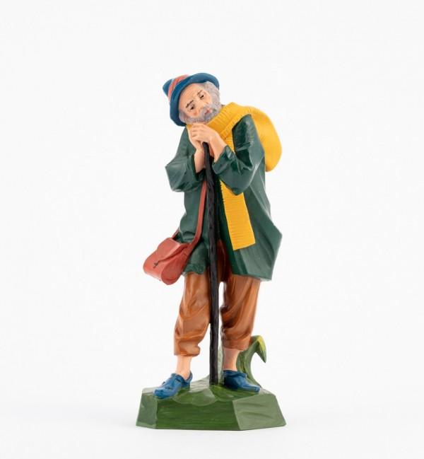Shepherd (320) for creche traditional colours 19 cm.
