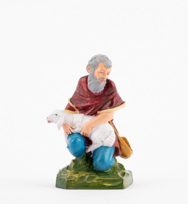 Shepherd (321) for creche traditional colours 19 cm.