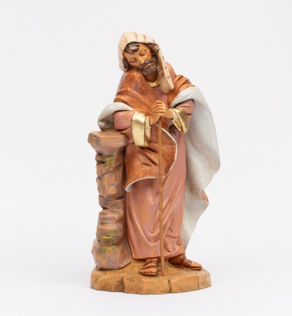 Saint Joseph for creche 45 cm.