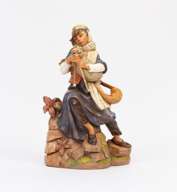 Shepherd (13) for creche 45 cm.