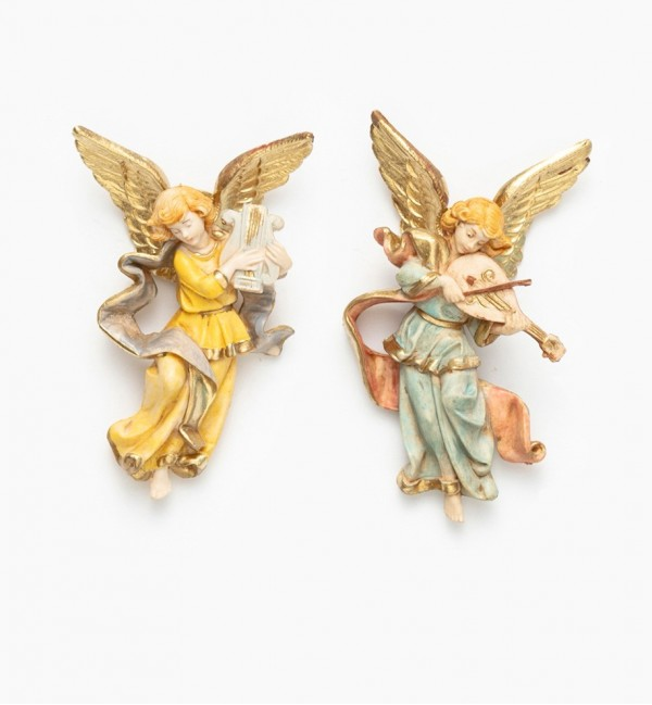 Angels (888-9) porcelain type 8 cm.