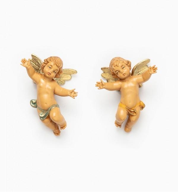 Flying angels (1-2) 6 cm.
