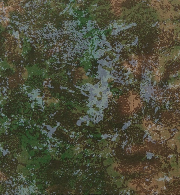 Sheet of rock paper with snow 100x70 cm.
