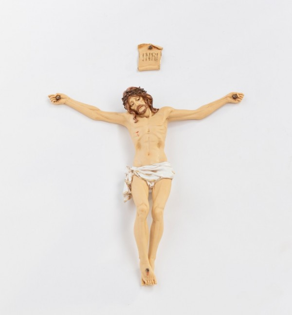 Resin body of Christ n.10 50 cm.