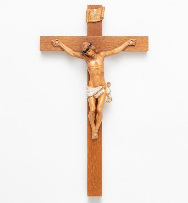 Crucifix n.7 30x17 cm.