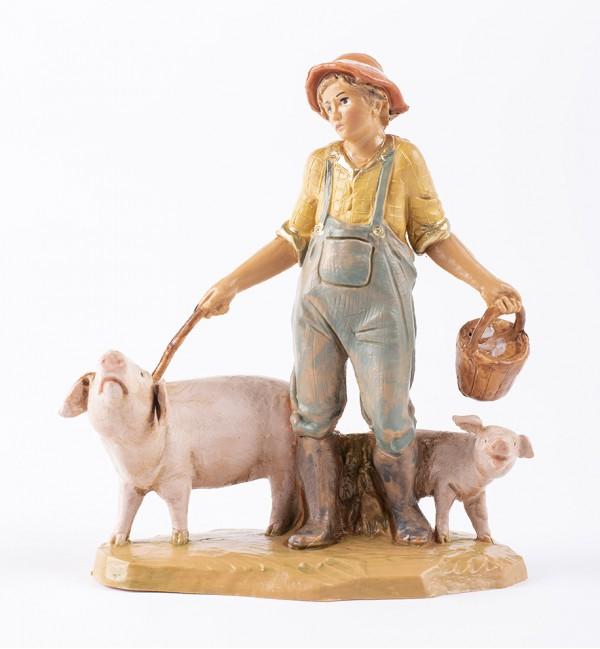 Shepherd (231) for creche 12 cm.